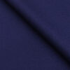 Mark & Peanni Dark Purple Oxford Structure Unstitched Terry Rayon Suiting Fabric