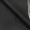 Raymond Dark Blue Polyester Viscose Self Design Shiny Unstitched Suiting Fabric - 3.75 Meter