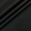 Tessitura Monti Men's Cotton Jacquard 1.60 Meter Unstitched Shirt Fabric (Black)