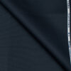 Raymond Men's Cotton Solids Unstitched Trouser Fabric (Dark Navy Blue)